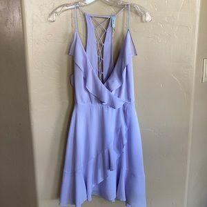 Kimchi Blue Lavender Dress